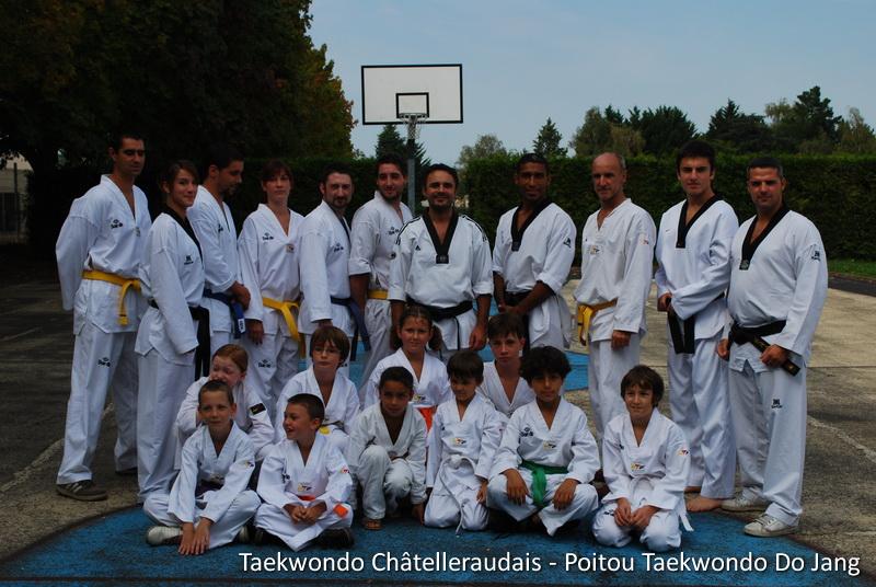 club taekwondo niort